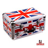 Zomo Flightcase VC-3 UK Flag